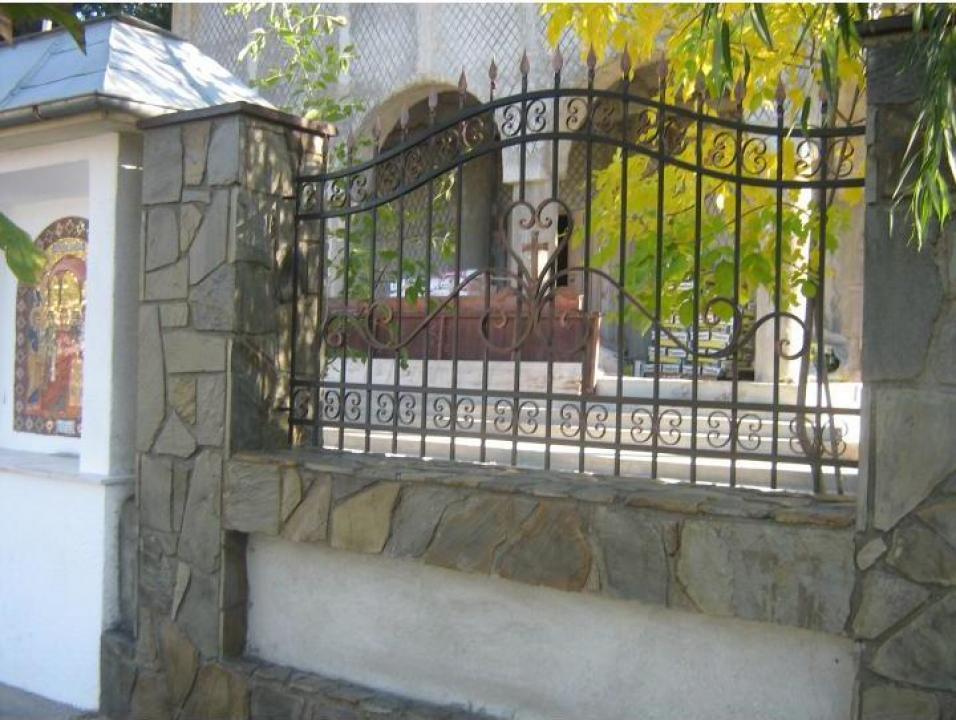 Gard fier forjat PA0061