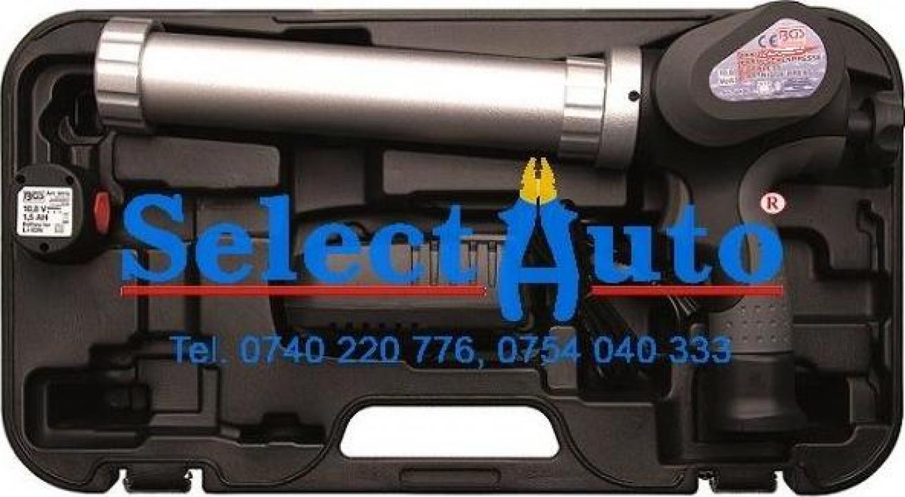 Pistol profesional pentru silicon parbriz