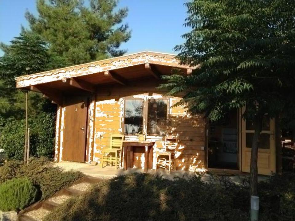 Casa din lemn Thessaloniki