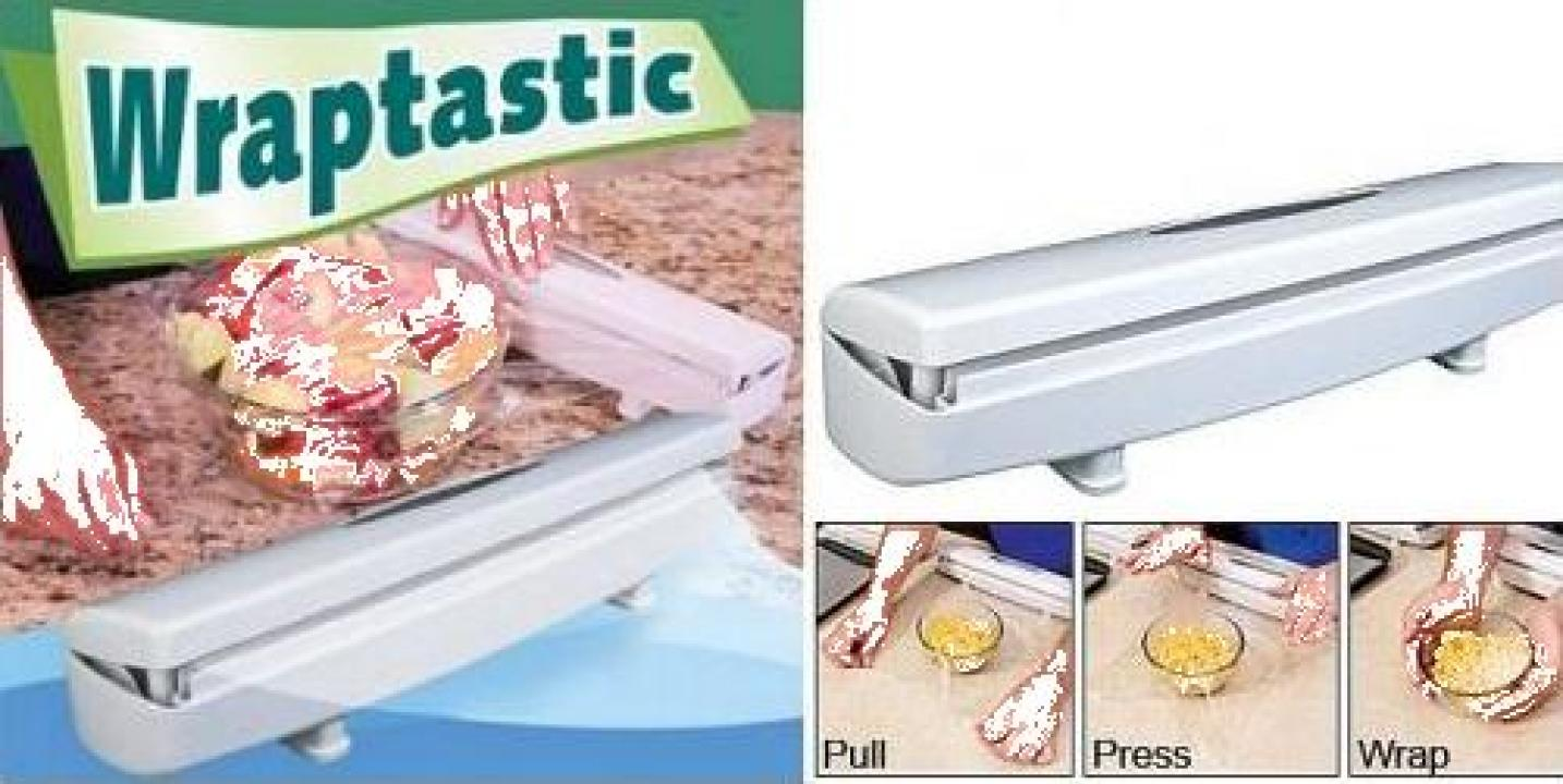 Dispenser pentru folie stretch Wrapstastic