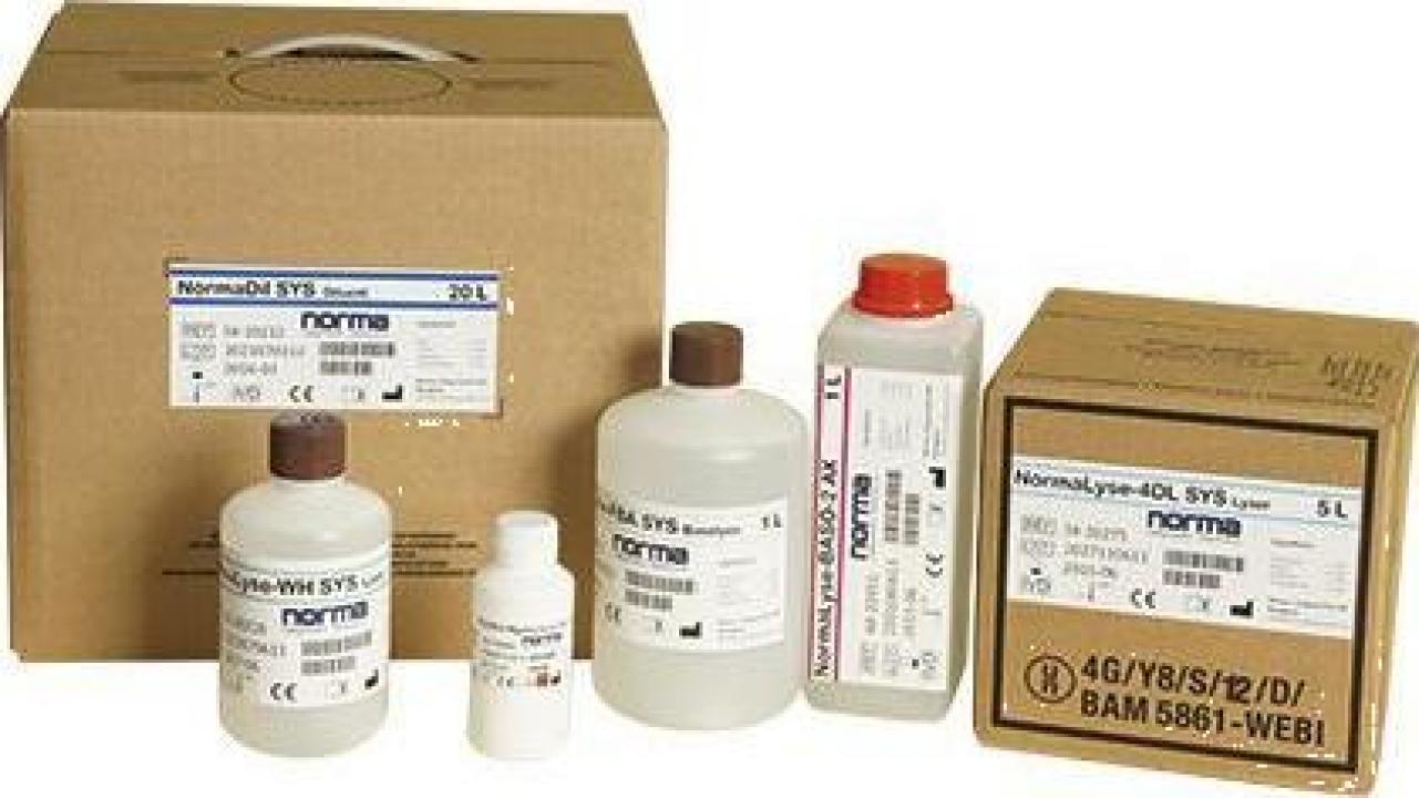 Reactiv Lyse HB - 5P pentru Pentra 60, 60C, ES60, 80, 80XL