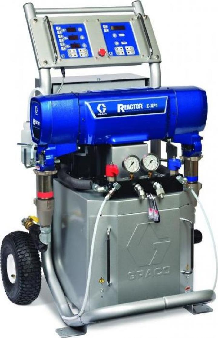Dozator spuma si poliuree Graco Reactor E-XP1