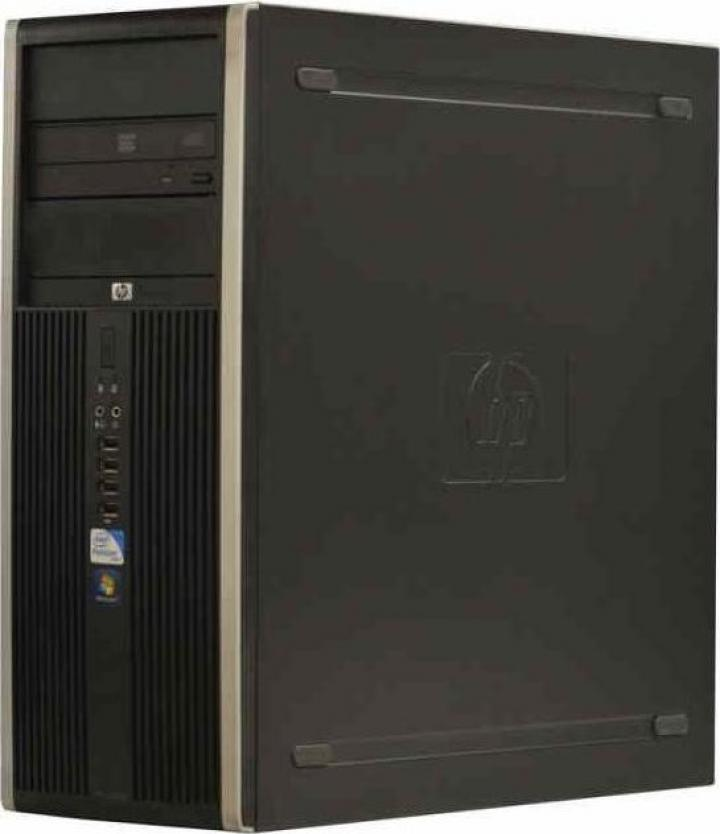 Calculator HP Elite 8000 Tower, Intel Core 2 Duo E7500