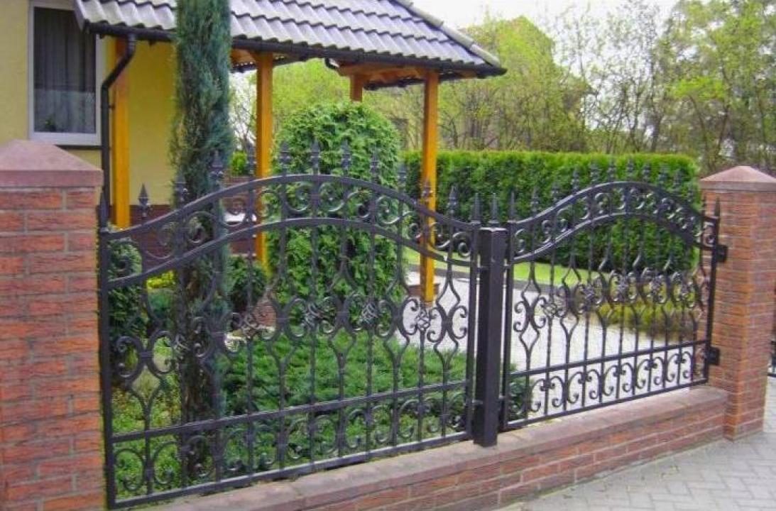Gard fier forjat Bucuresti