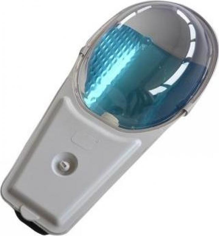 Lampa stradala metalica IP65 E27