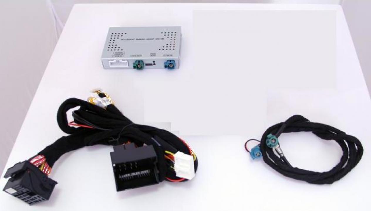 Sistem camera marsarier maner portbagaj BMW seria 1, 2, 3, 4