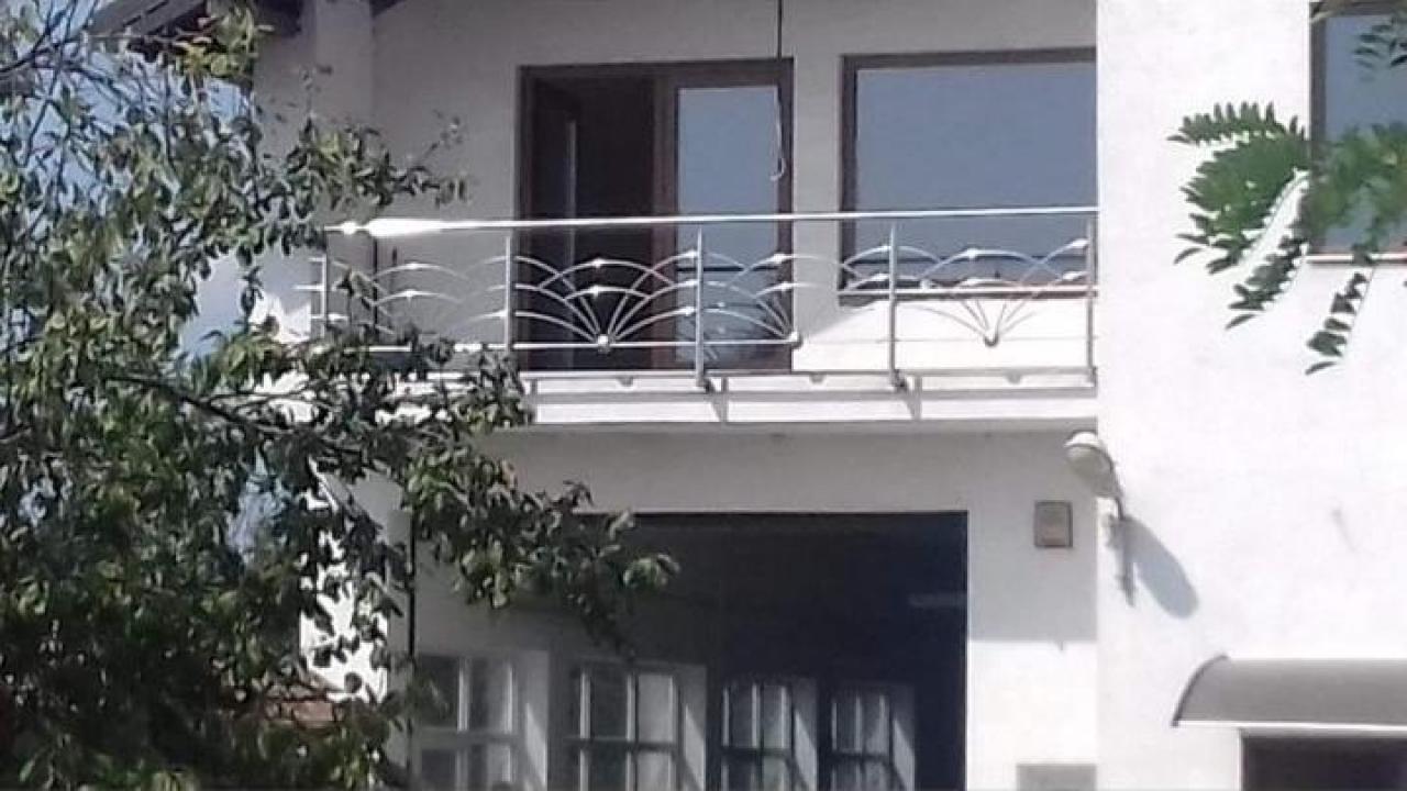 Balcon exterior Floare