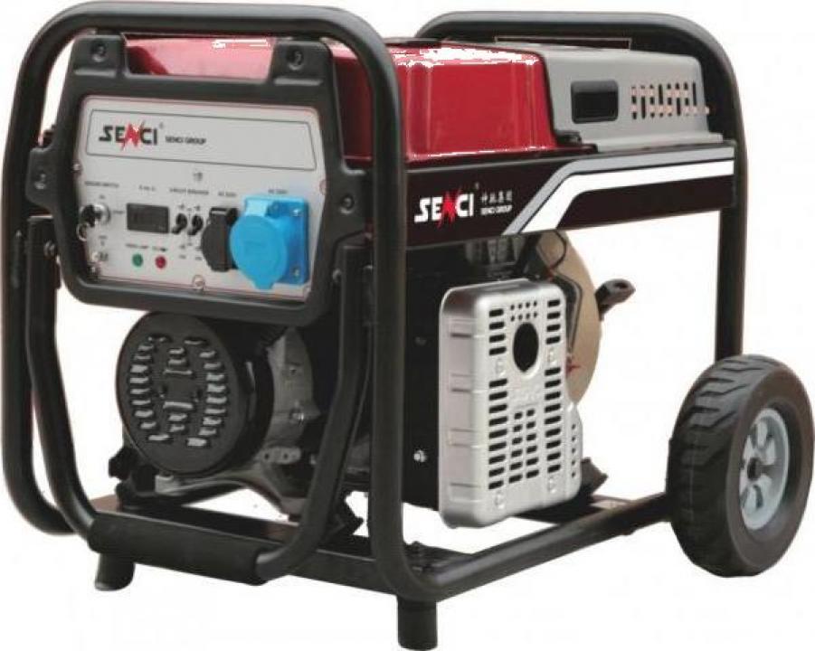 Generator curent electric diesel Senci - Diesel, 7 kW, AV