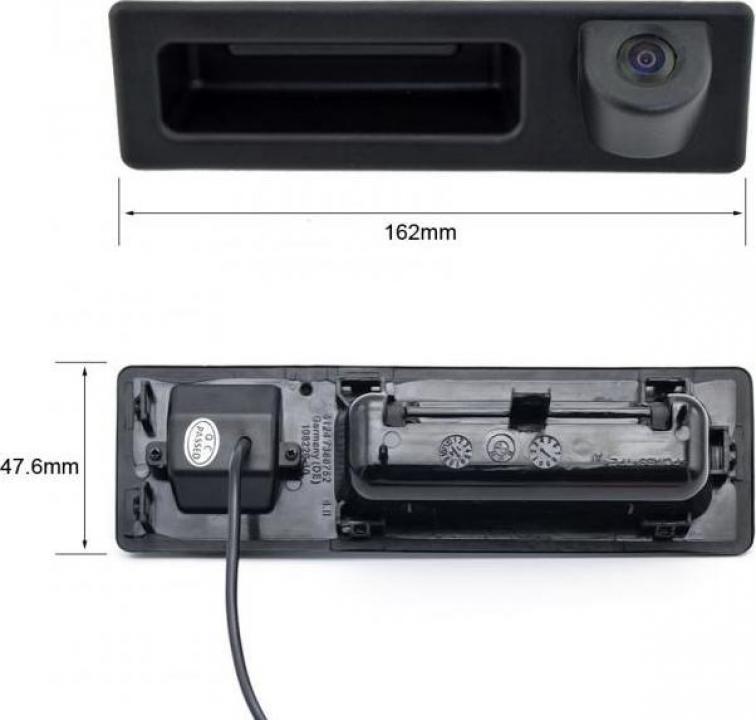 Camera marsarier in manerul portbagajului BMW F30 F10 X1 F48