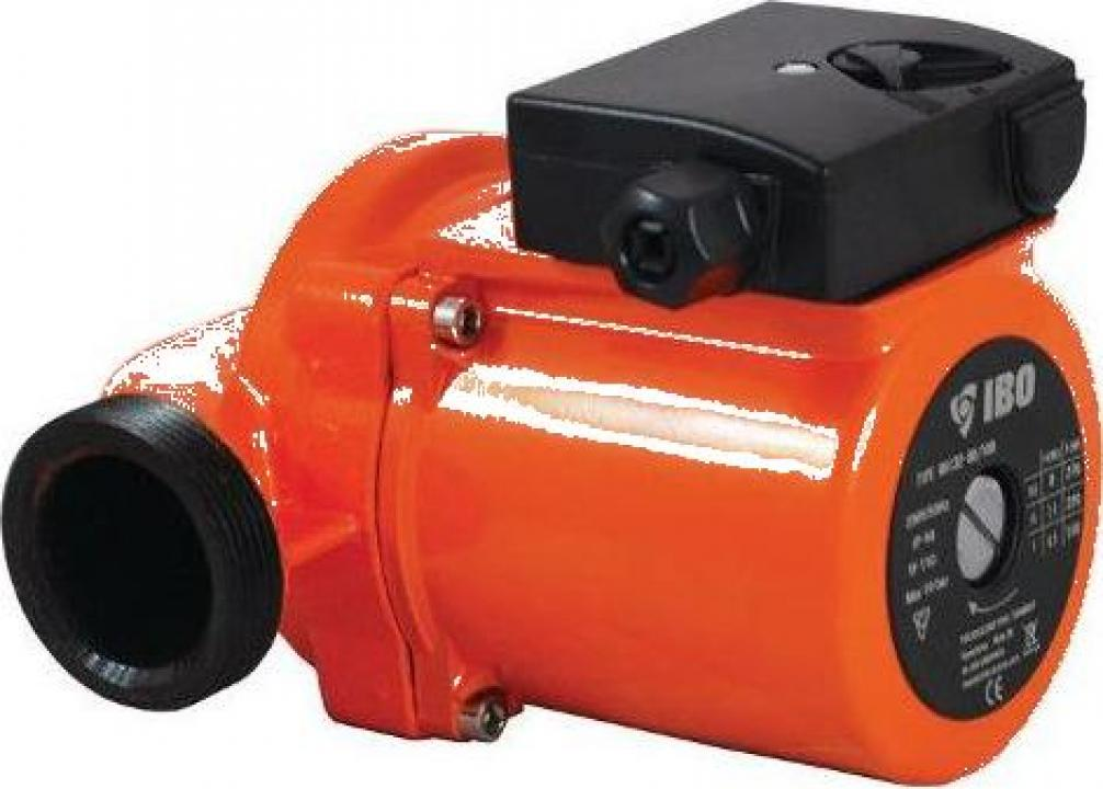 Pompa recirculare apa IBO Dambat OHI 32-80/180 mm