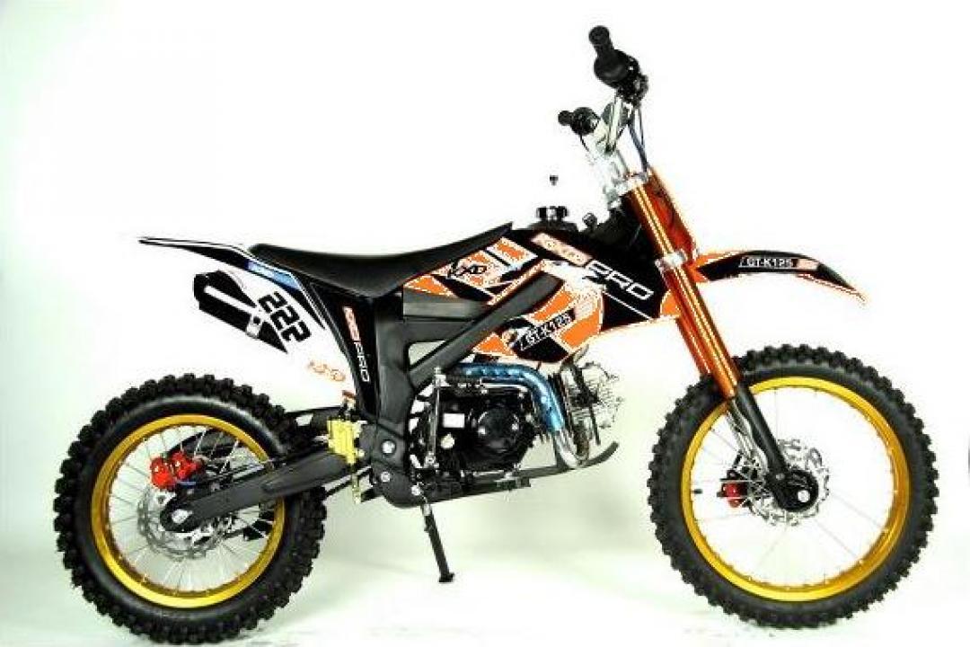 Motocicleta Cros DB-609 Bemi GT-K 125 PRO J17