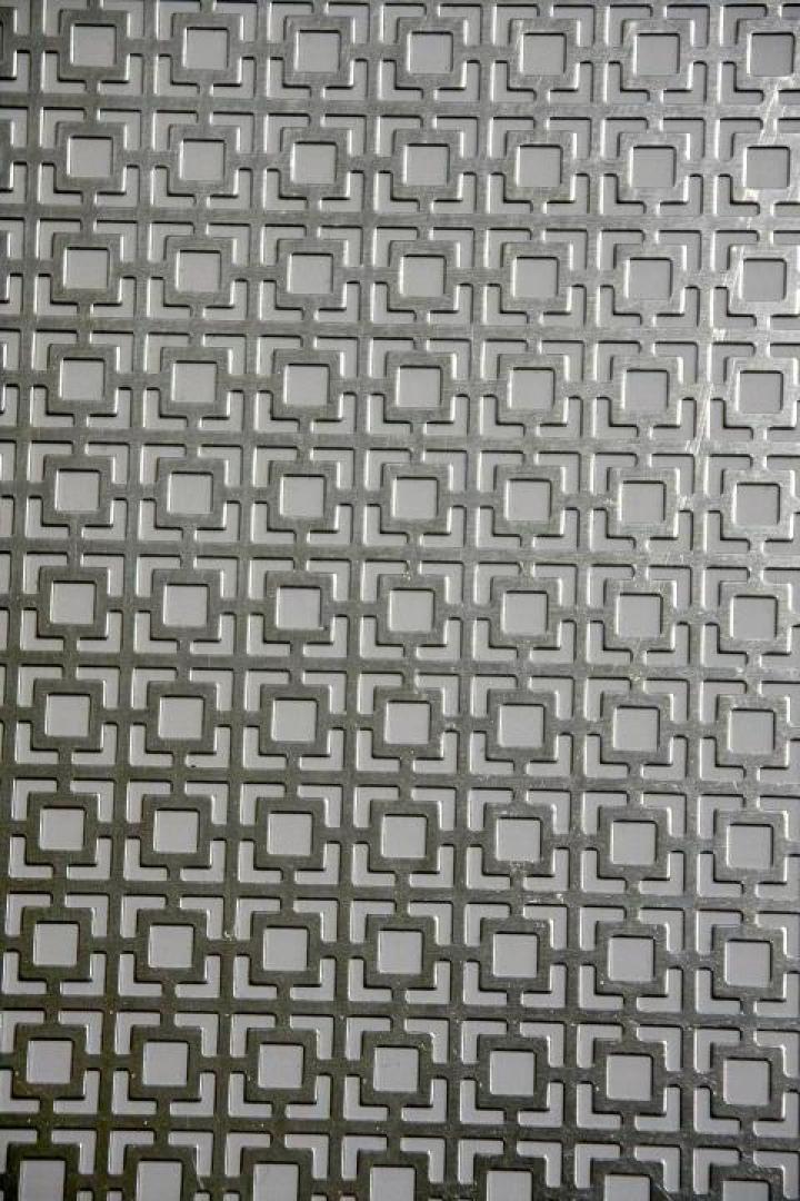 Tabla otel perforata GF5 1x1000x2000mm gaurita stantat