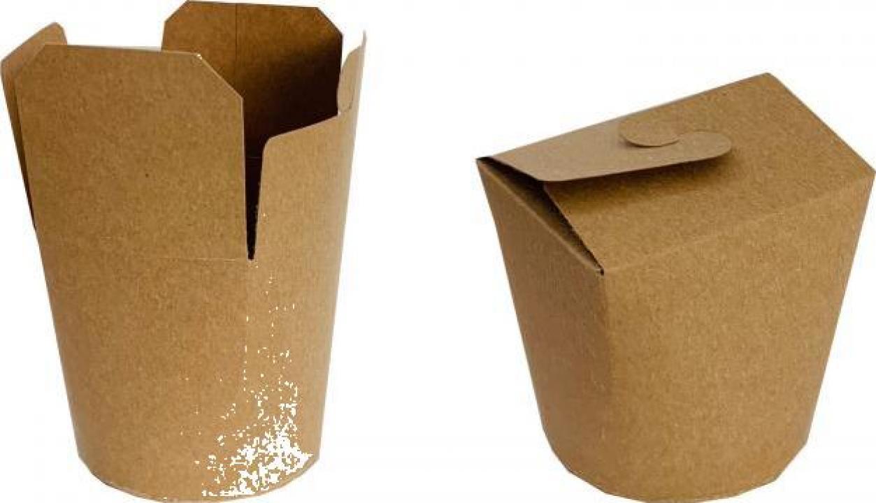 Cutie carton natur noodles 26oz (769ml) 50 buc/set