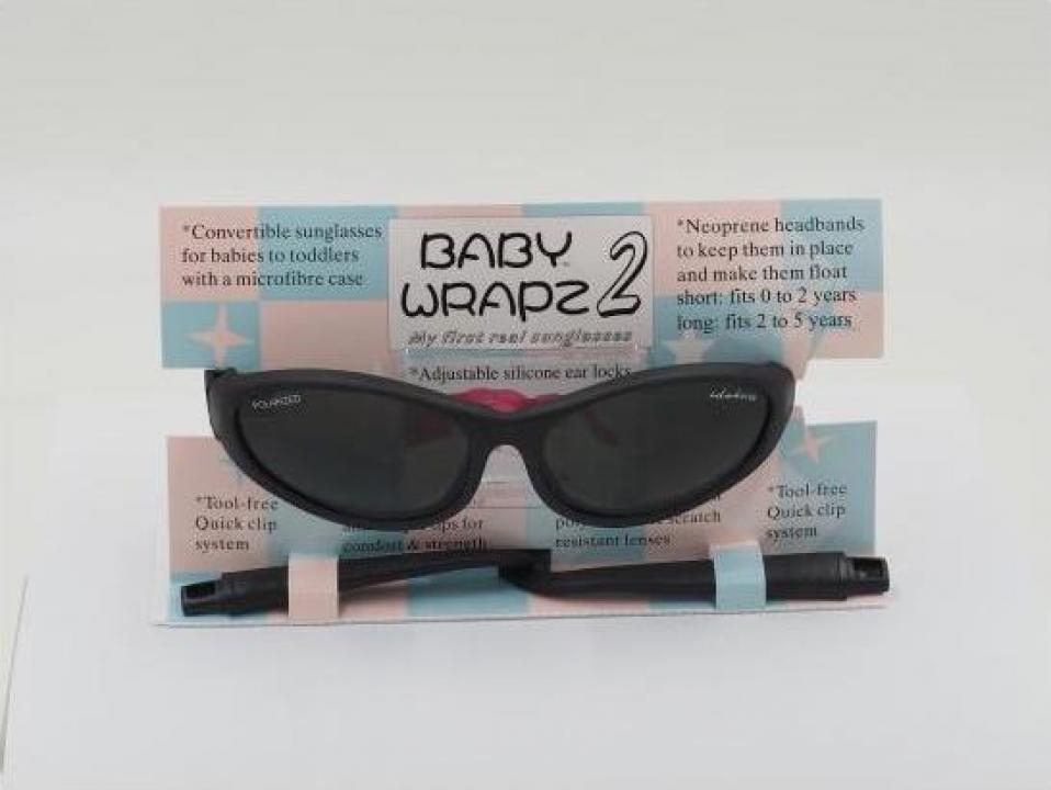 Ochelari de soare Idol Eyes Baby Wrapz2
