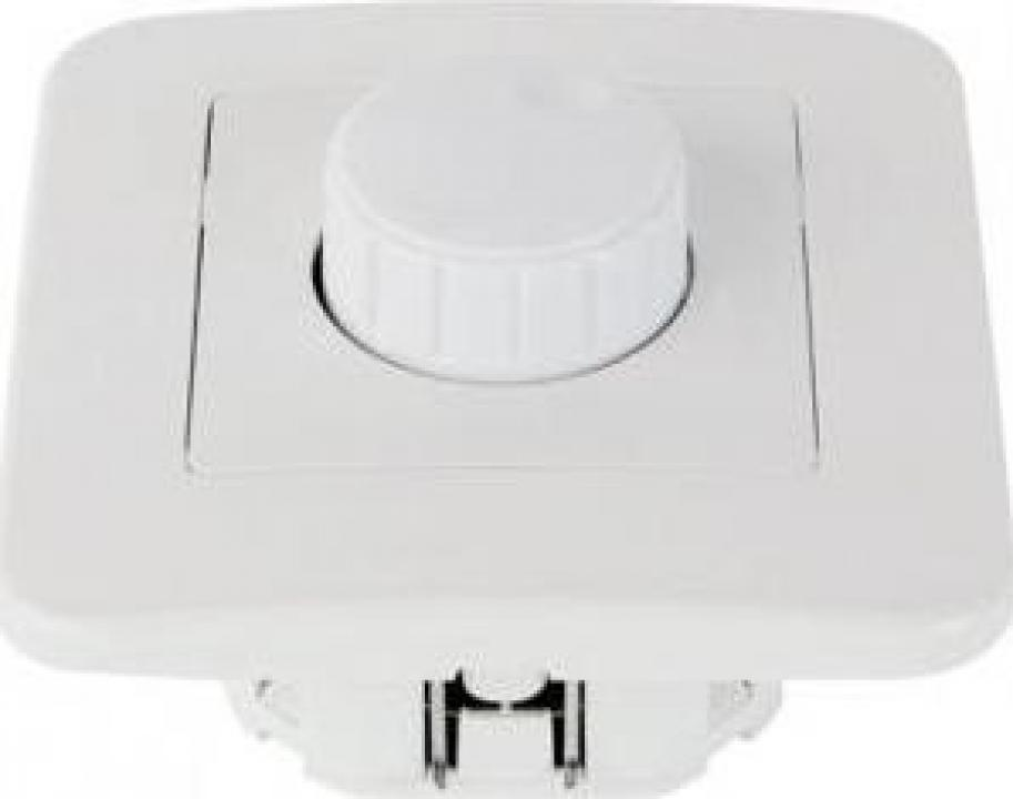 Intrerupator dimabil, Horizon, 250V, 10A, Alb, ST
