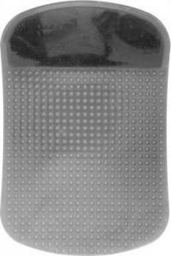 Suport anti alunecare telefon, accesorii, Sal SA 025, negru