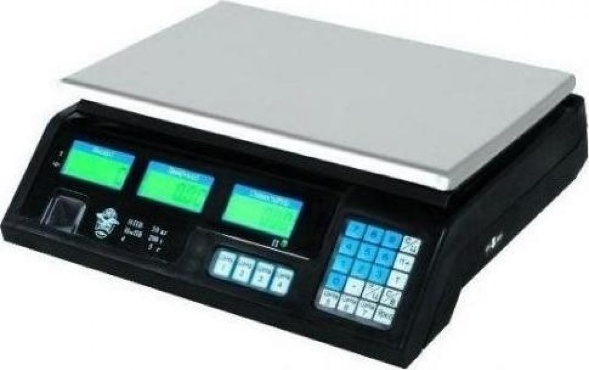Cantar comercial electronic Straus 30kg