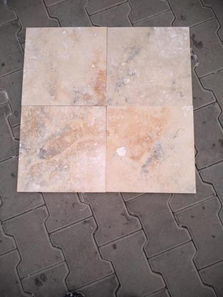 Travertin nebula 30.5x30.5x1.2 mat
