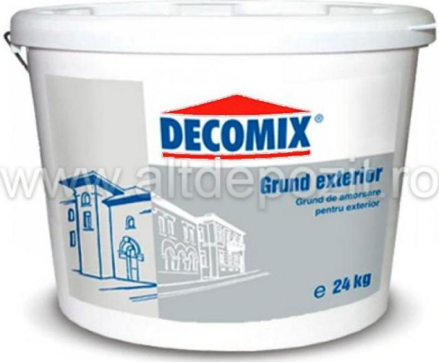 Grund Decomix exterior
