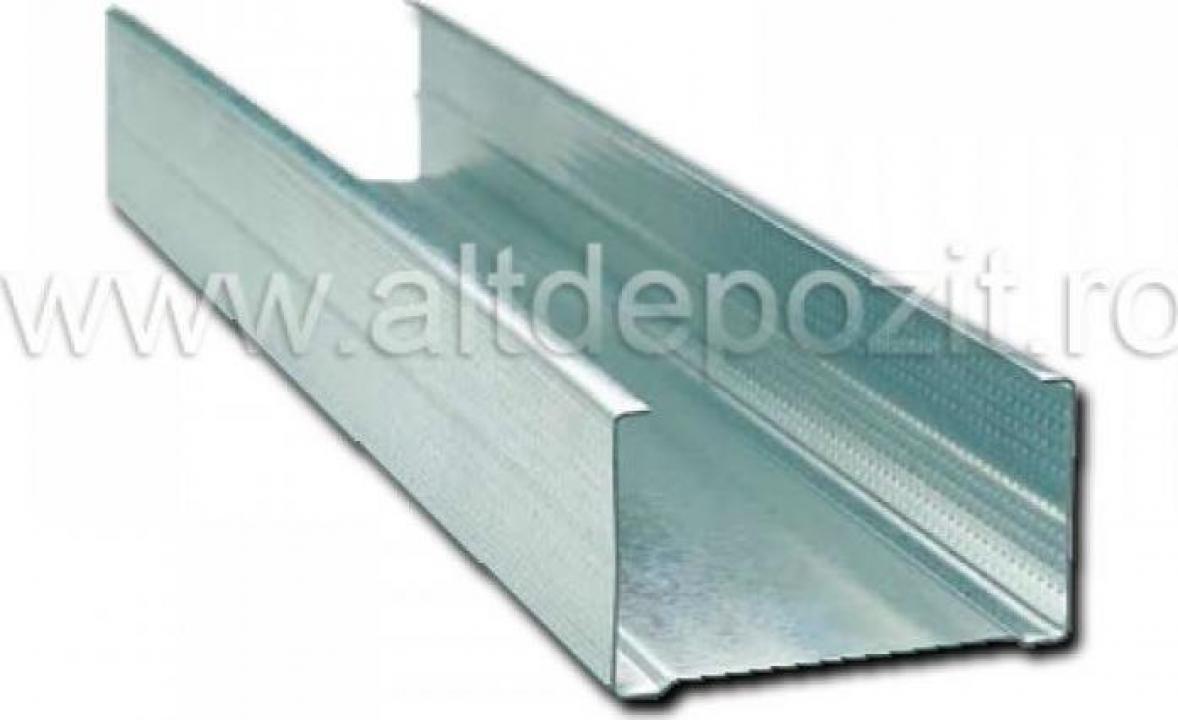 Profil metalic CW