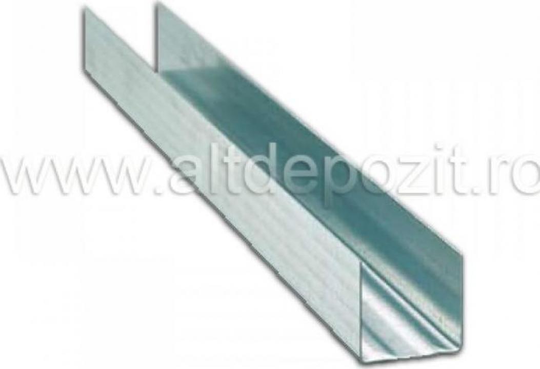 Profil metalic UD30