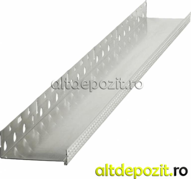 Profil de soclu aluminiu