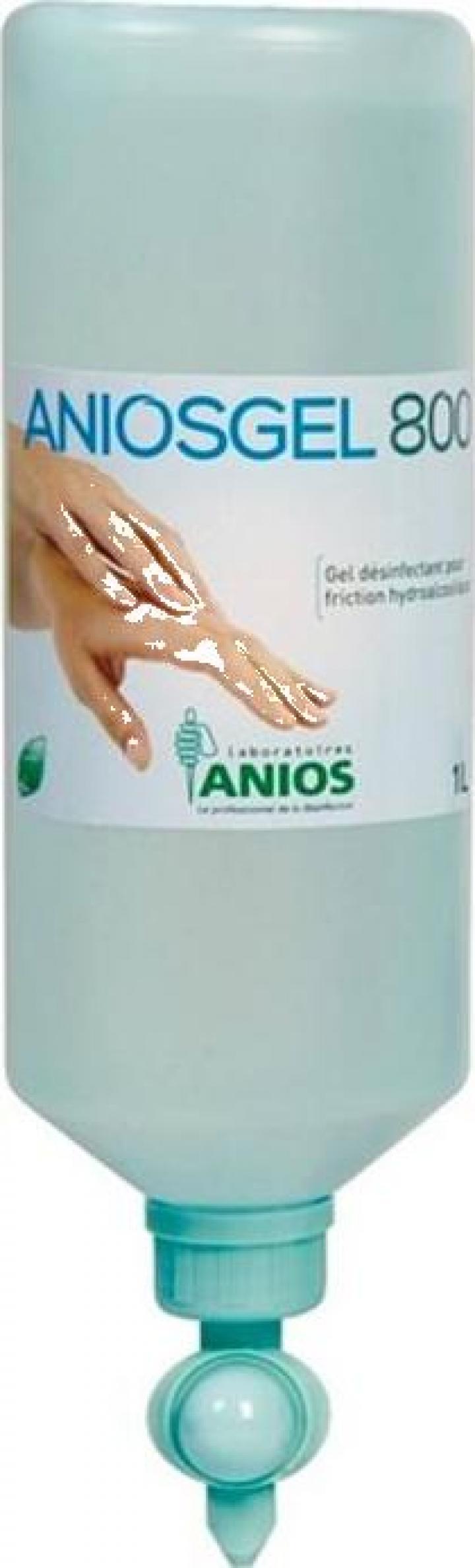 Dezinfectant pentru maini Aniosgel 800 Airless, 1L