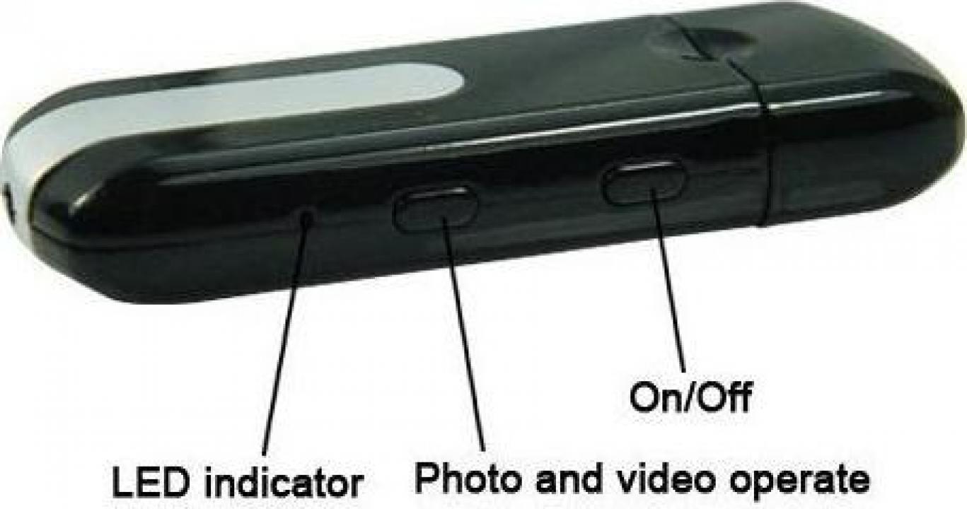 Camera supraveghere video Mini U8 USB STICK spion