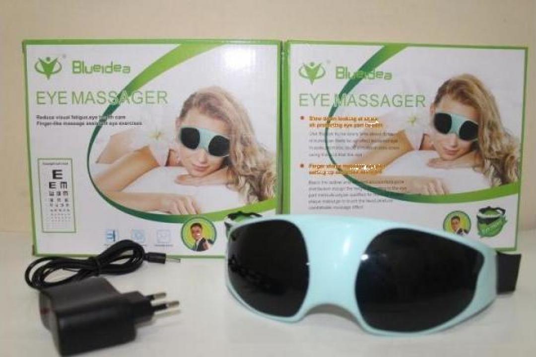 Ochelari pentru masaj si relaxare Eye Massager Blueidea
