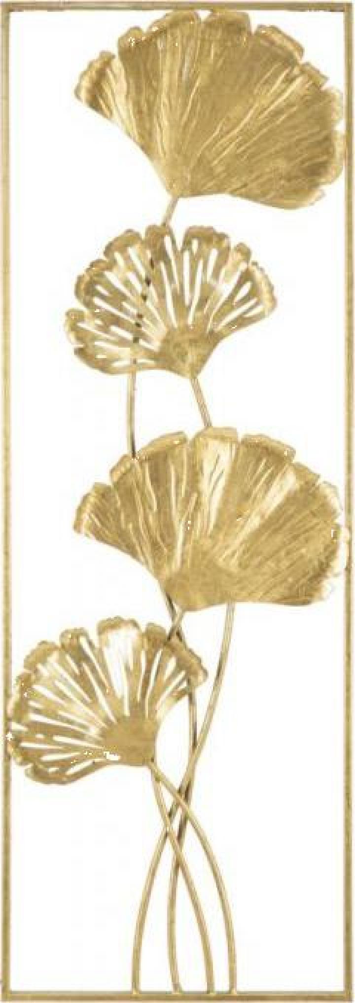 Decoratiune pentru perete Iris, 31X3X90, Mauro Ferretti