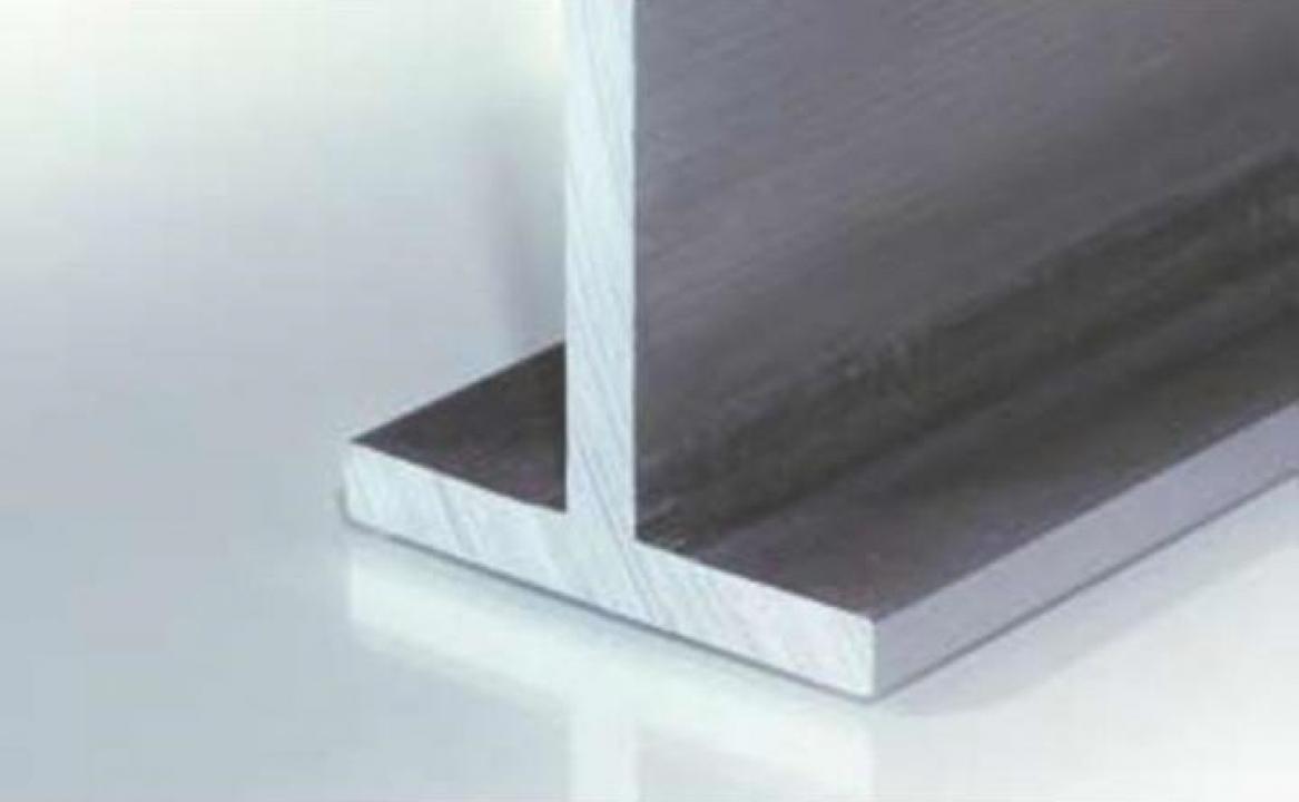 Profil T aluminiu, duraluminiu, dural alama, inox, cupru