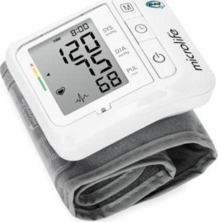 Tensiometru de incheietura Microlife BP W1