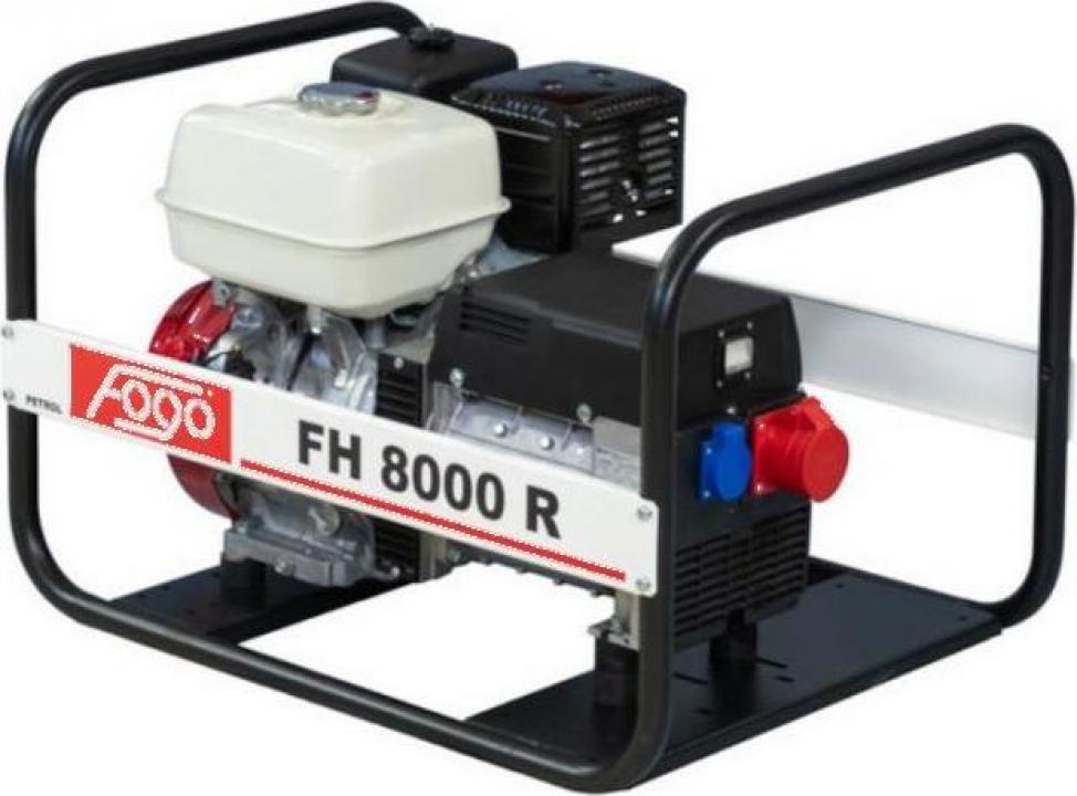Generator de curent motor Honda GX390 7.7kW