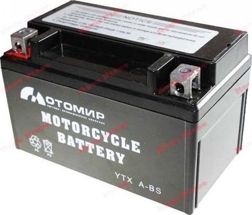 Baterie gel scuter, Atv 9ah 12v