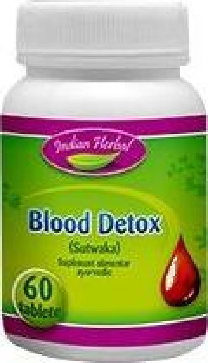 Supliment alimentar Blood Detox 60 cps