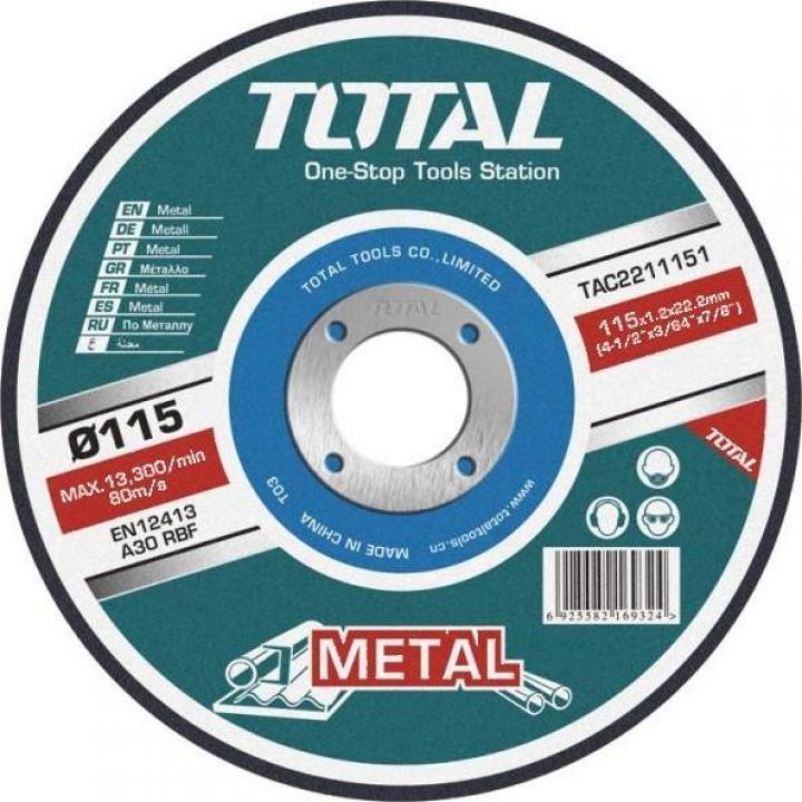 Disc debitare metal 230mm