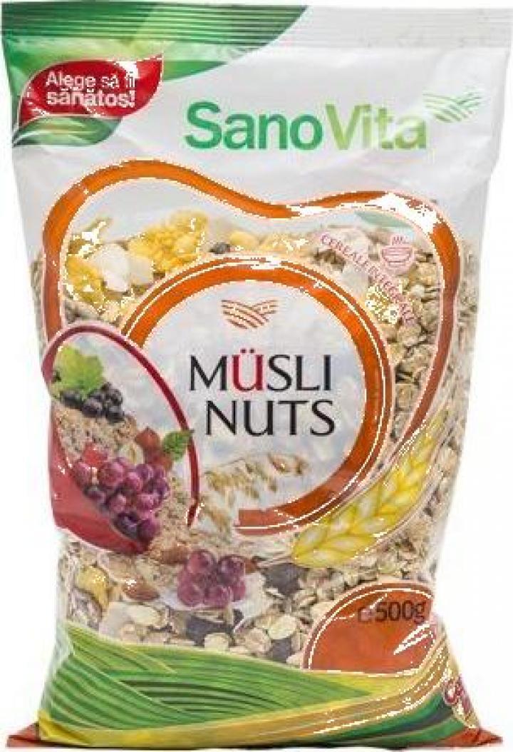 Musli Nuts - 500g