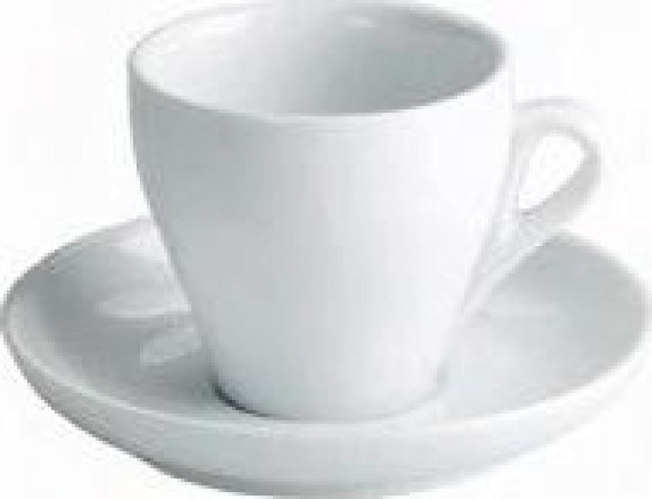 Ceasca + farfurioara cappuccino Roma, 160 ml