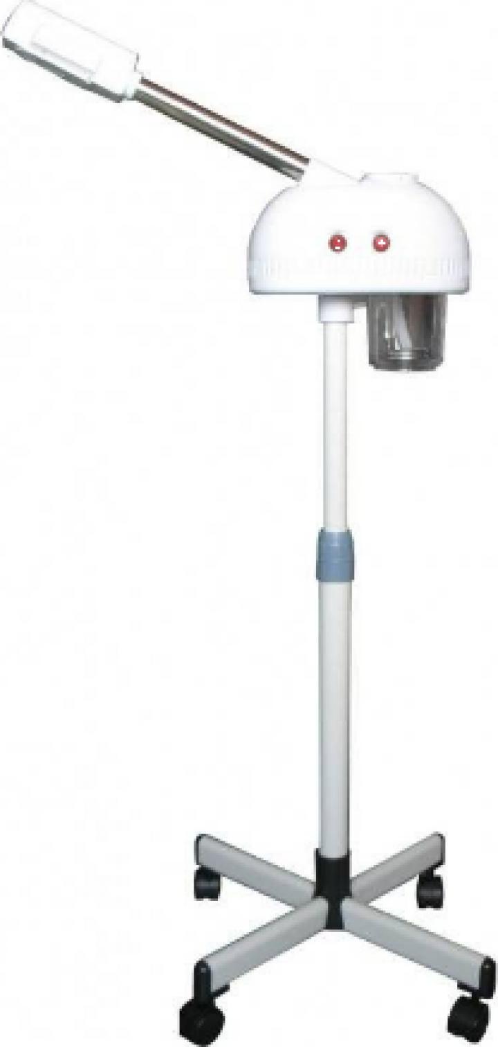 Vapozon profesional tratament cosmetic ozon