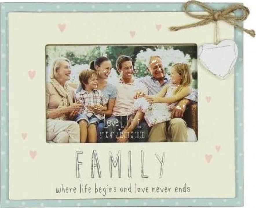 Rama foto family Life Begins