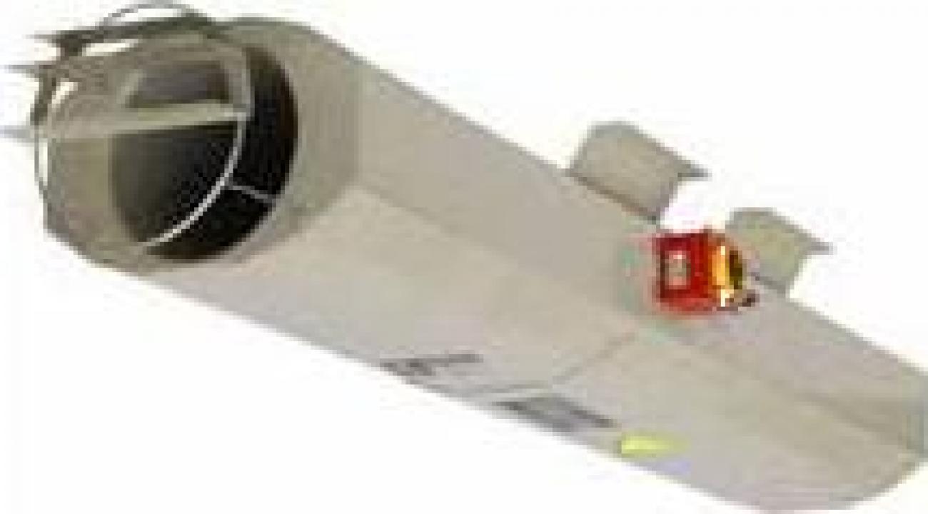 Ventilator axial evacuare fum THT/IMP-O-REV-29-2/4T