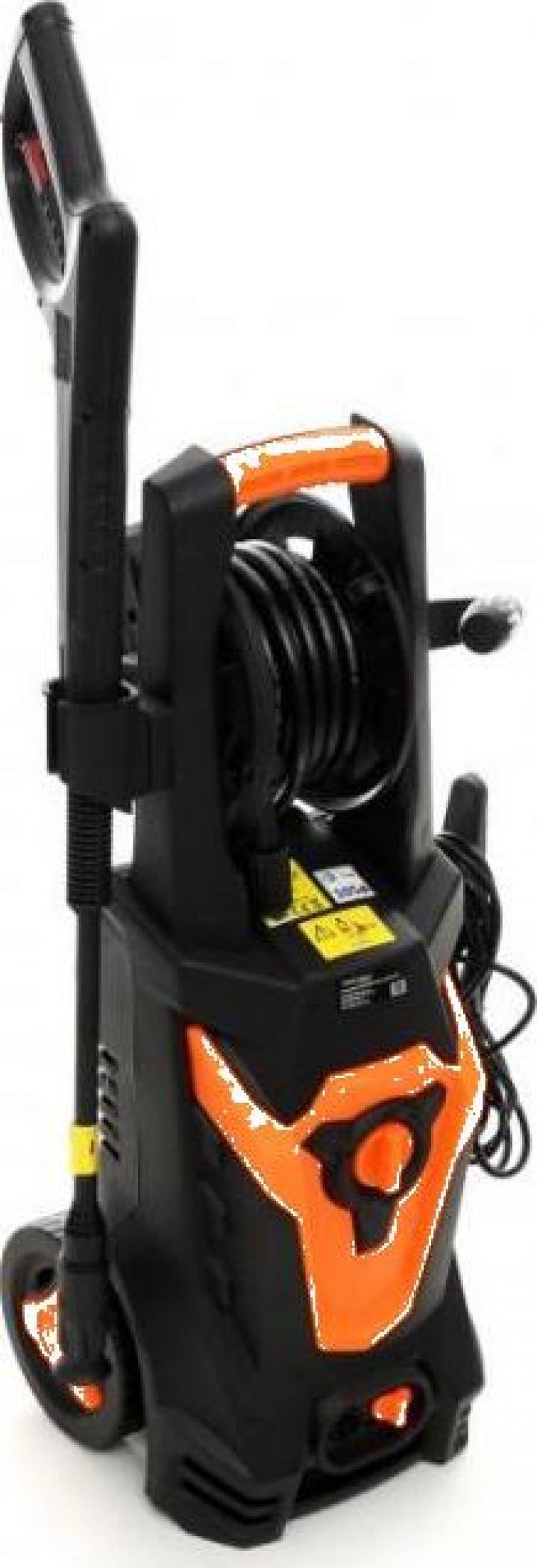 Masina de spalat sub presiune 2100W, 140bar KraftDele KD432