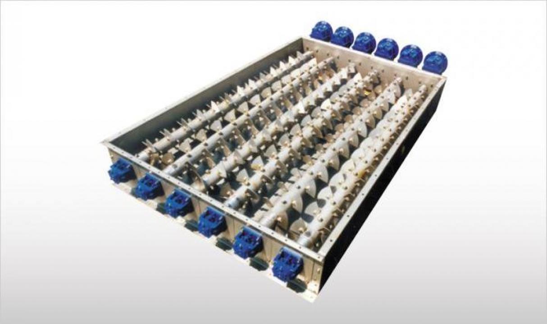 Transportoare extractoare multiple MU