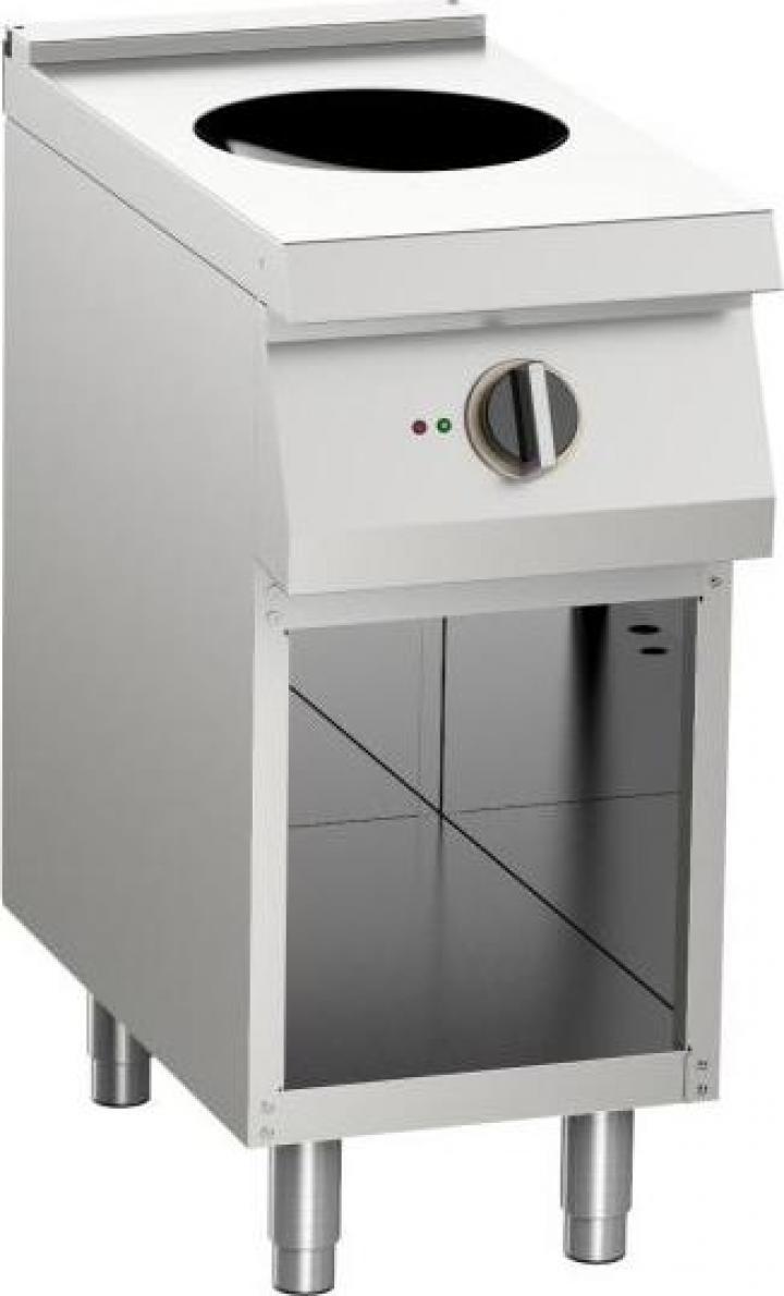 Masina de gatit electrica wok Silko linia 700