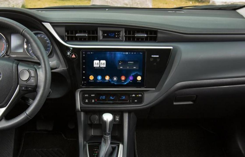 Sistem navigatie Toyota Auris / Corolla 2016-2019