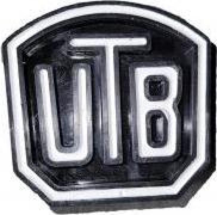 Emblema plastic fata pentru grila tractor U650 101.31.067