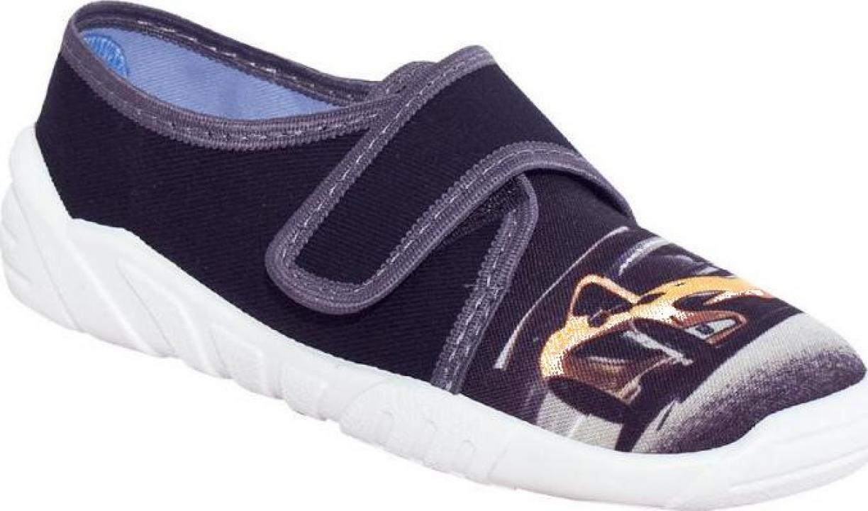 Pantofi baieti Dawid 0782 negru